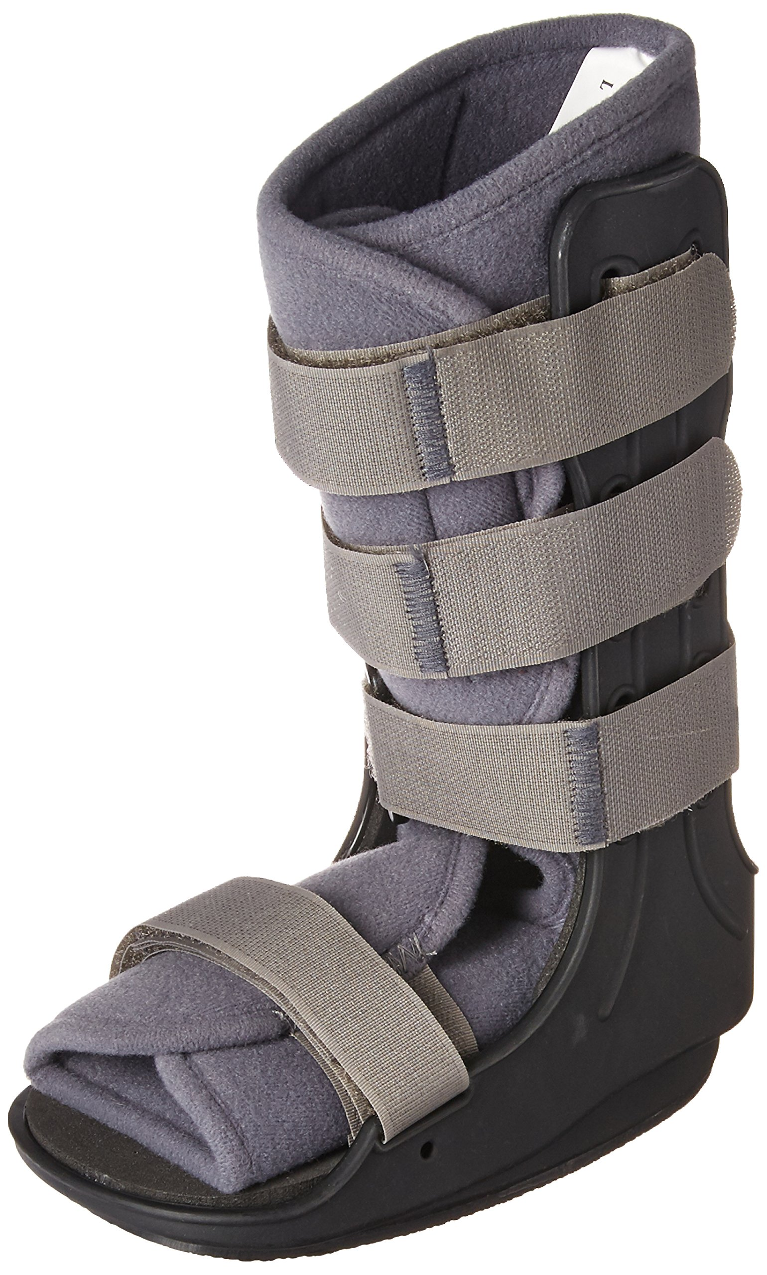 Sammons Preston Large Pediatric Walker, Comfort Fit Brace and Support for Children and Kids, Lightweight Padded Immobilizer for Stable Fractures, Foot Injuries, and Ankle Sprains in Young Children