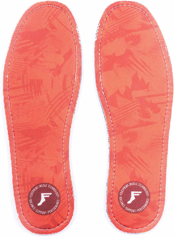 Footprint Huella kingfoam soporte de plantillas 5mm rojo camuflaje