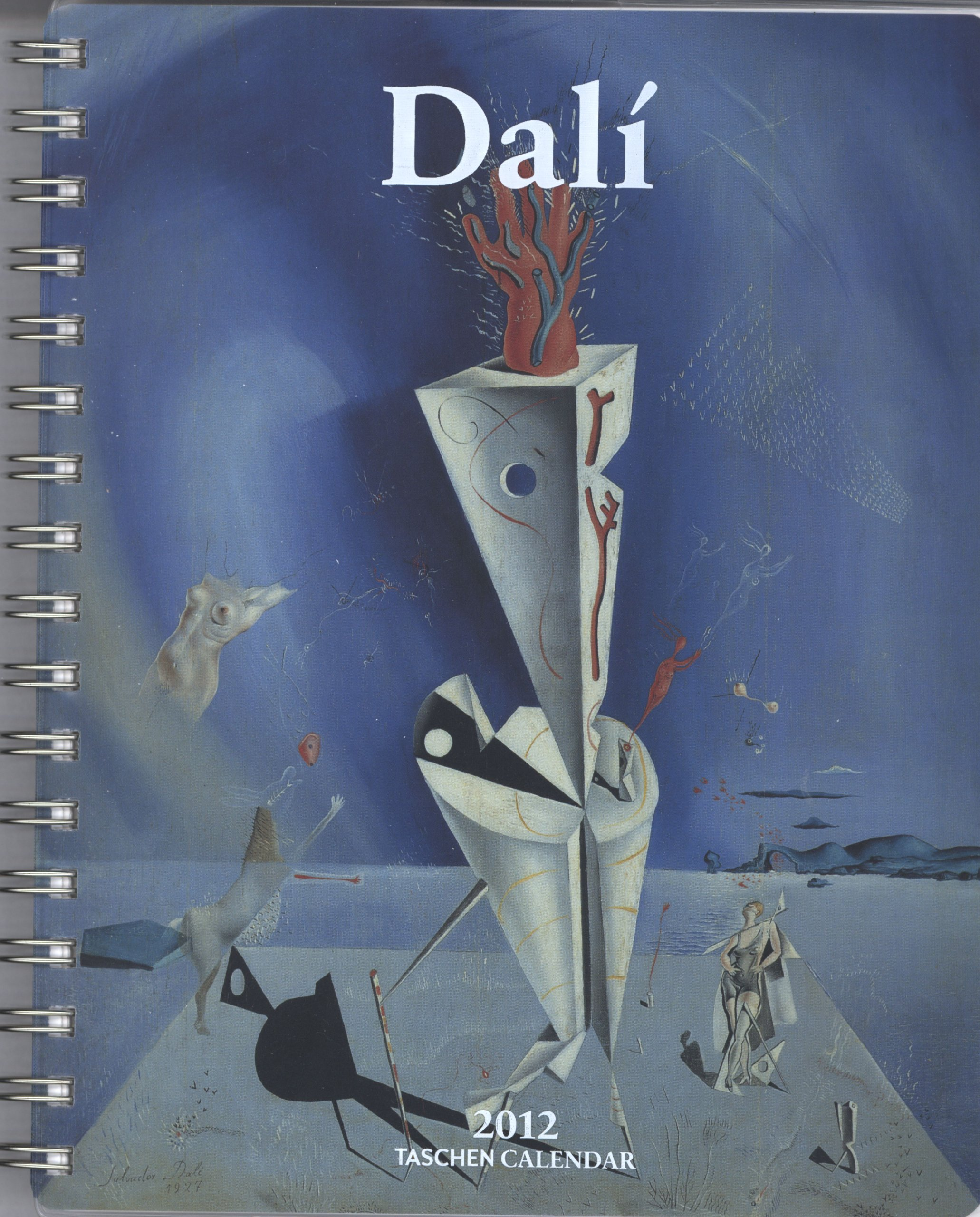 Dali. Diary 2013 (Taschen Diaries)