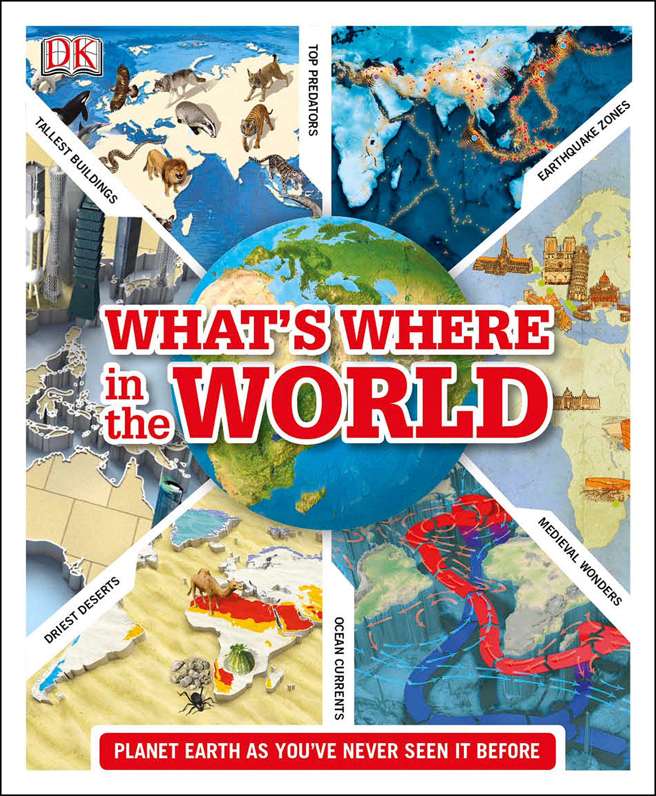 What's Where in the World pdf epub