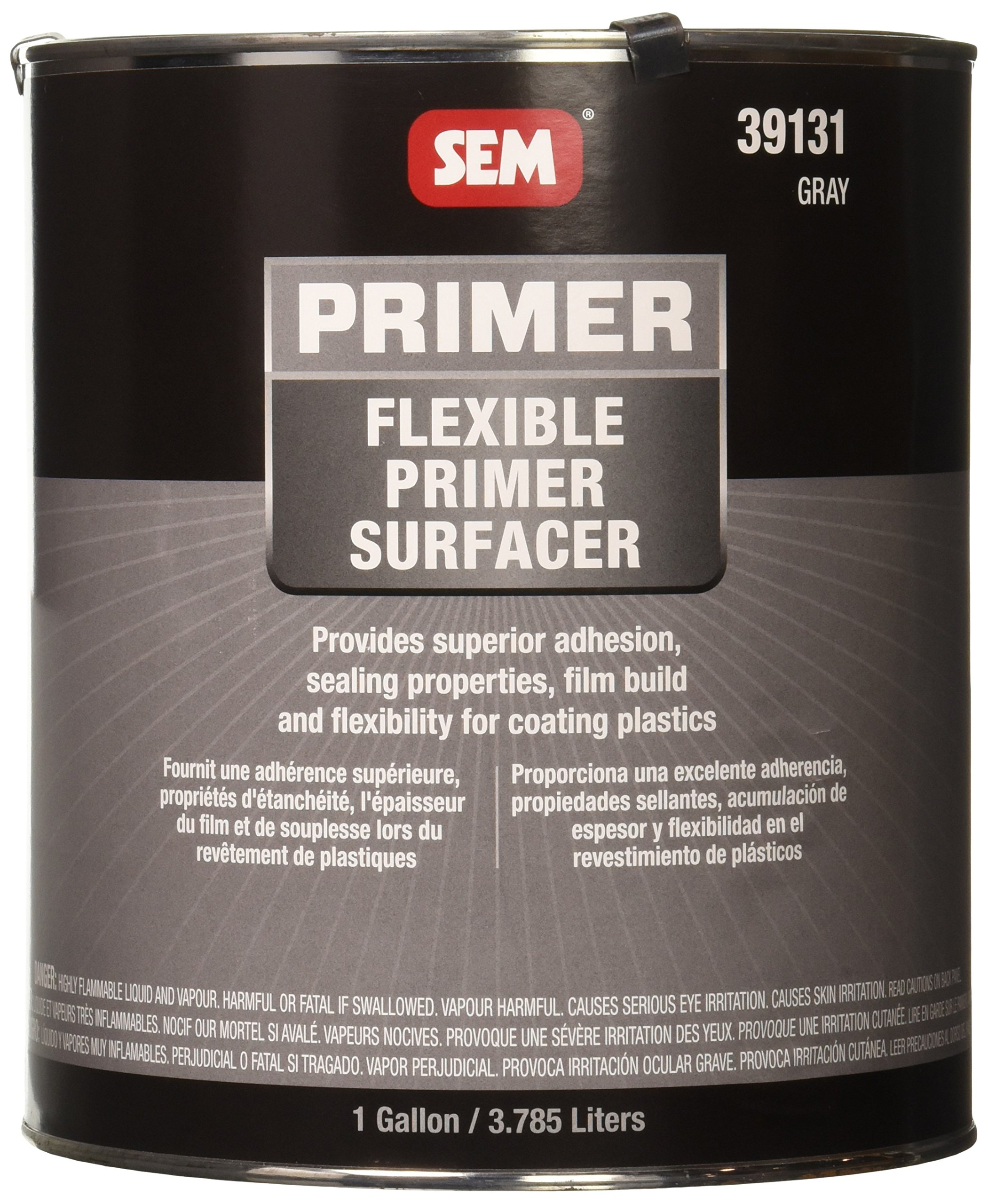 SEM 39131 Flexible Primer Surfacer - 1 Gallon