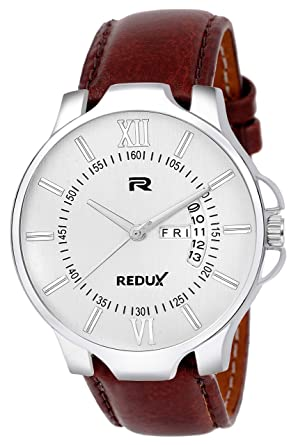 Redux Analogue White Dial Men's Watch RWS0231S