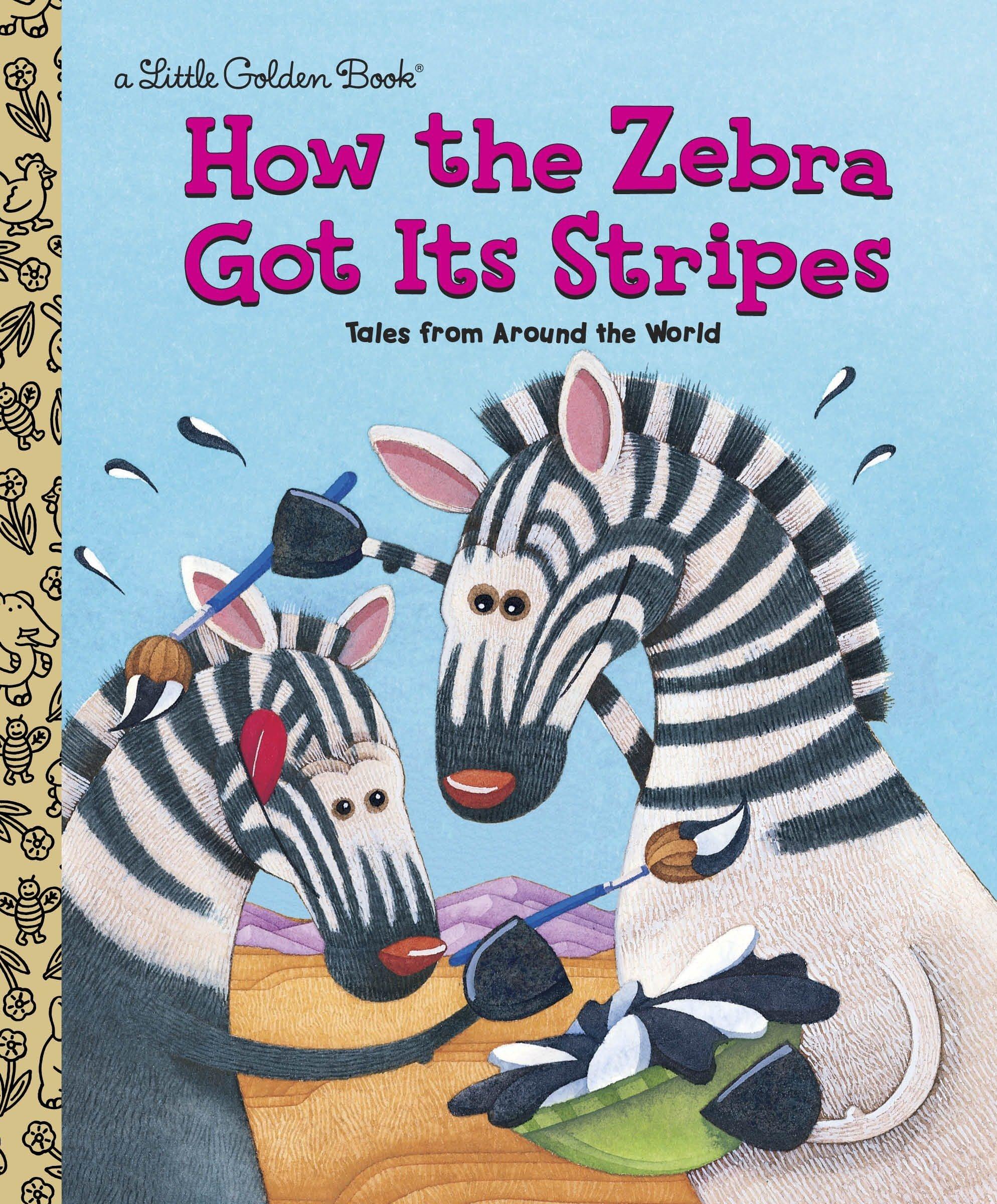 Zebra Christina Top