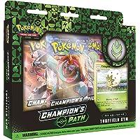Pokémon TCG: Champion's Path Pin Collection (Turffield, Hulbury, and Motostoke), Multicolor