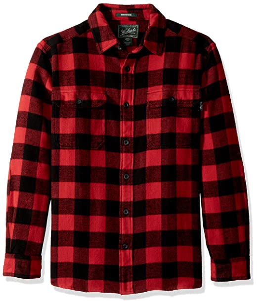 b0252336f8c86 Woolrich Men's Oxbow Bend Flannel Shirt