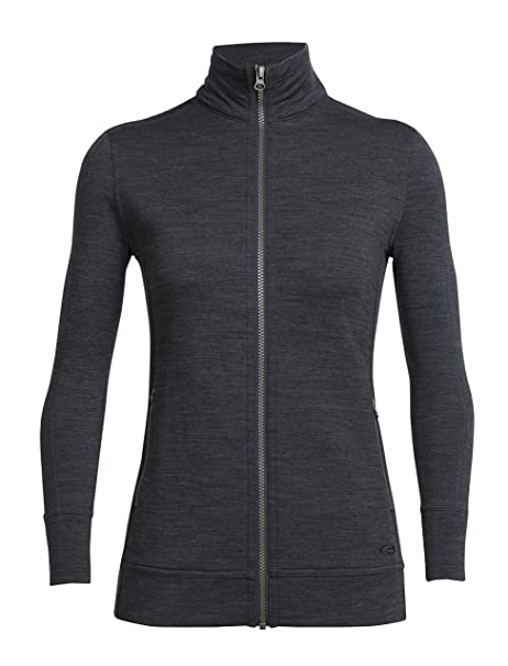 RealFLEECE® Dia Long Hooded Jacket Damen | Outdoor in 2019