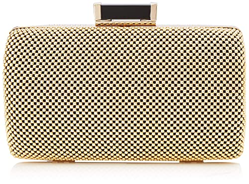 Coast Bags - Gigi, Carteras de mano Mujer, Dorado (Gold), 6x10x18