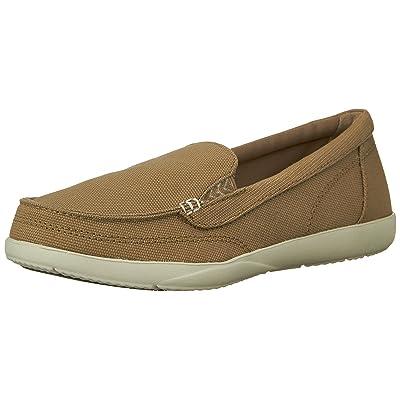 Crocs Womens Walu II Canvas Loafer | Loafers & Slip-Ons