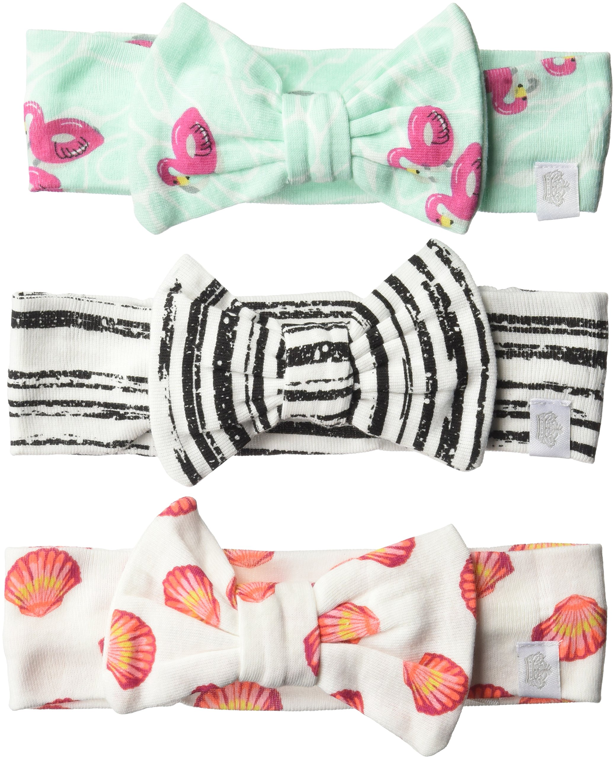 Rosie Pope Baby Girls Watermlon 3 Piece Set with Matching Headband
