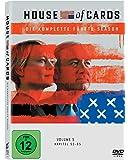 House of Cards - Die komplette fünfte Season (4 Discs)