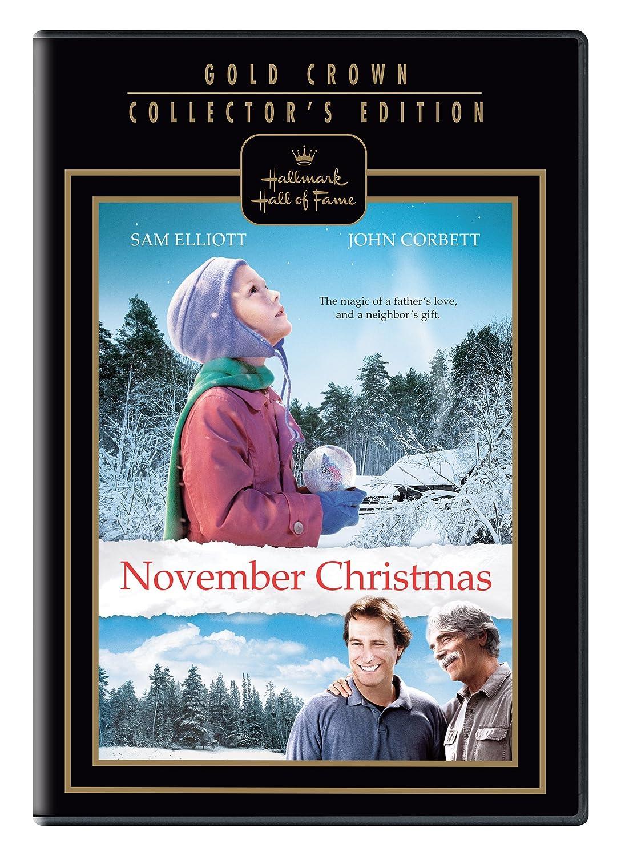 Amazon.com: November Christmas: Sam Elliot, John Corbett, Sarah ...