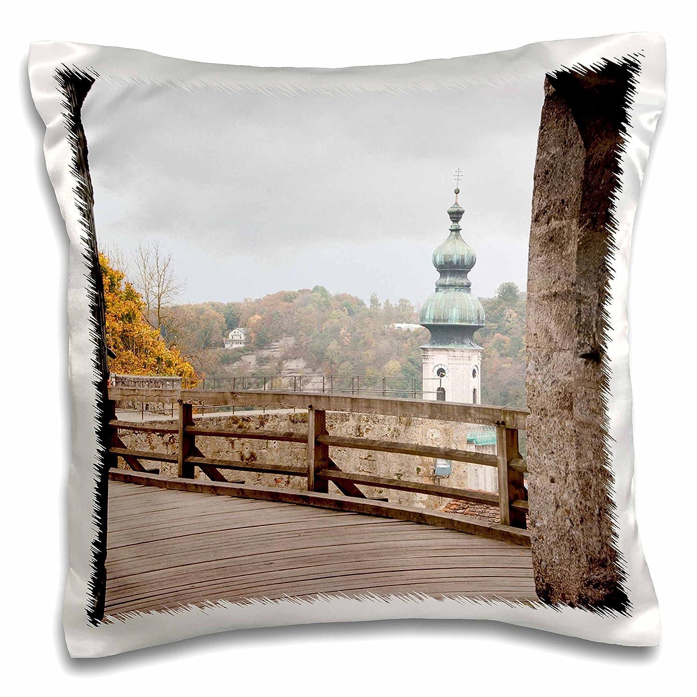 Michael Defreitas Castles Germany 3drose Danita Delimont Pillow Case Eu10 Mde0077 Burghausen Castle Burghausen 16x16 Inch Pillow Case Home Kitchen Bedding