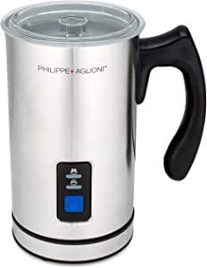 MatchaDNA Premium Automatic Milk Frother, Heater and Cappuccino Maker (Carafe Jug)