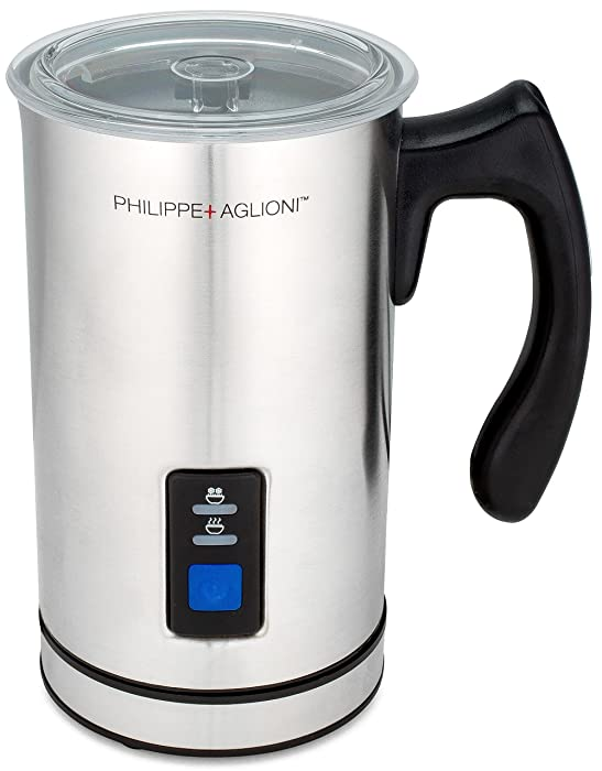 Philippe Taglioni Automatic Electric Milk Frother Jug Review
