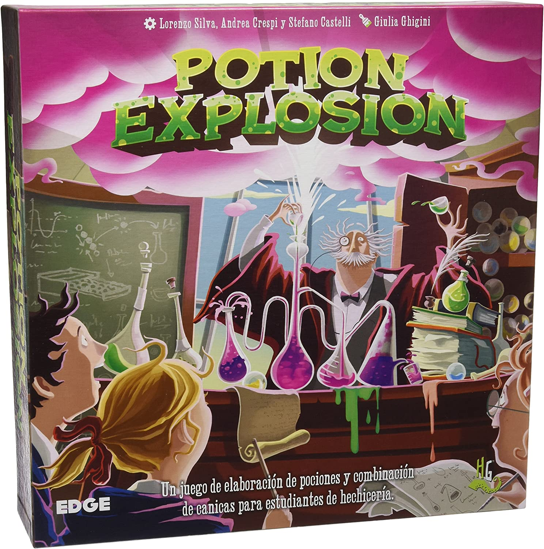 Edge Entertainment- Potion Explosion - Español, Color (EEHGPE01): Amazon.es: Juguetes y juegos