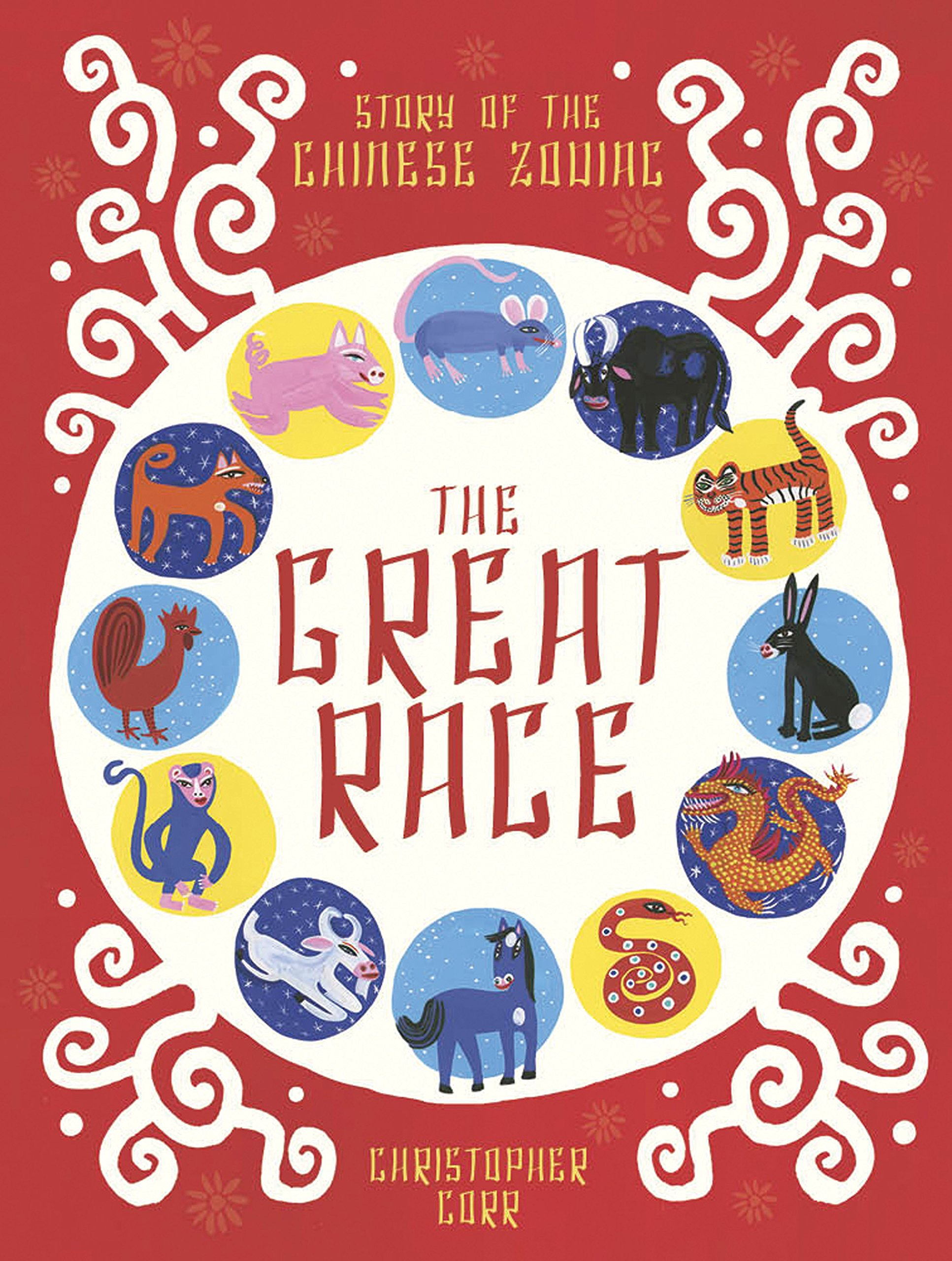 The Great Race: The Story of the Chinese Zodiac PDF