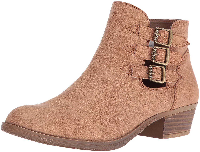 Sugar Women's Tikki Ankle Boot B01EK6MF9S 10 B(M) US|Dark Natural