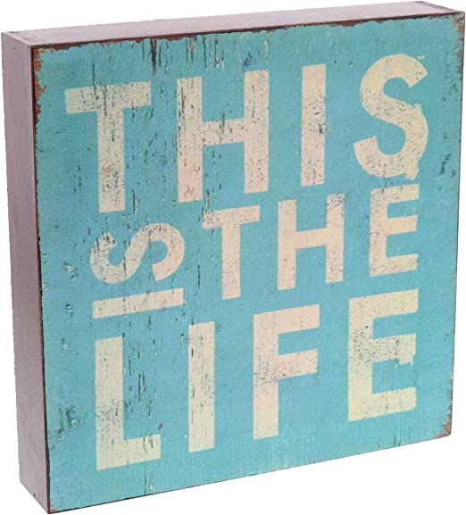 Life Is Better On The Farm Rustic Farmhouse Sign Primitive Home Decor Country