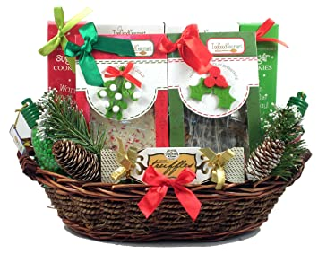 gift basket village a family christmas for the young and young at heart