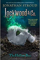 The Hollow Boy (Lockwood & Co. Book 3) Kindle Edition