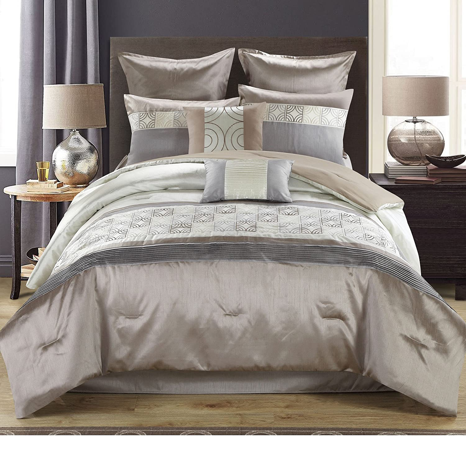 Athena 8 Piece Comforter Set Sale