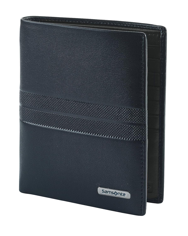 Spectrolite SLG - Wallet for 14 Creditcards, 2 Compartments Porta carte di credito, 13 cm, 0 liters, Blu (Night Blue/Black) 103892/6661