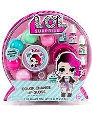 LOL Surprise Color Change Lip Gloss Toy