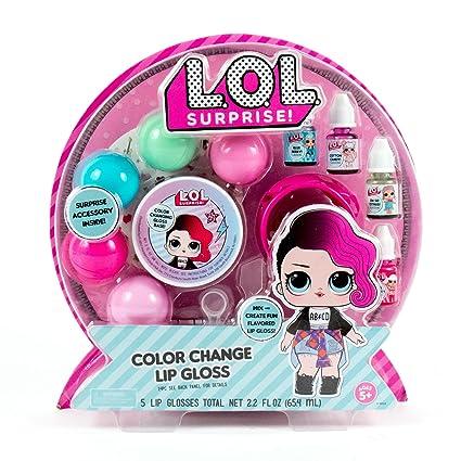 Amazon Com L O L Surprise Color Change Lip Gloss By Horizon Group