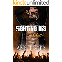 Fighting His Fire (The Rock Gods Book 6) book cover