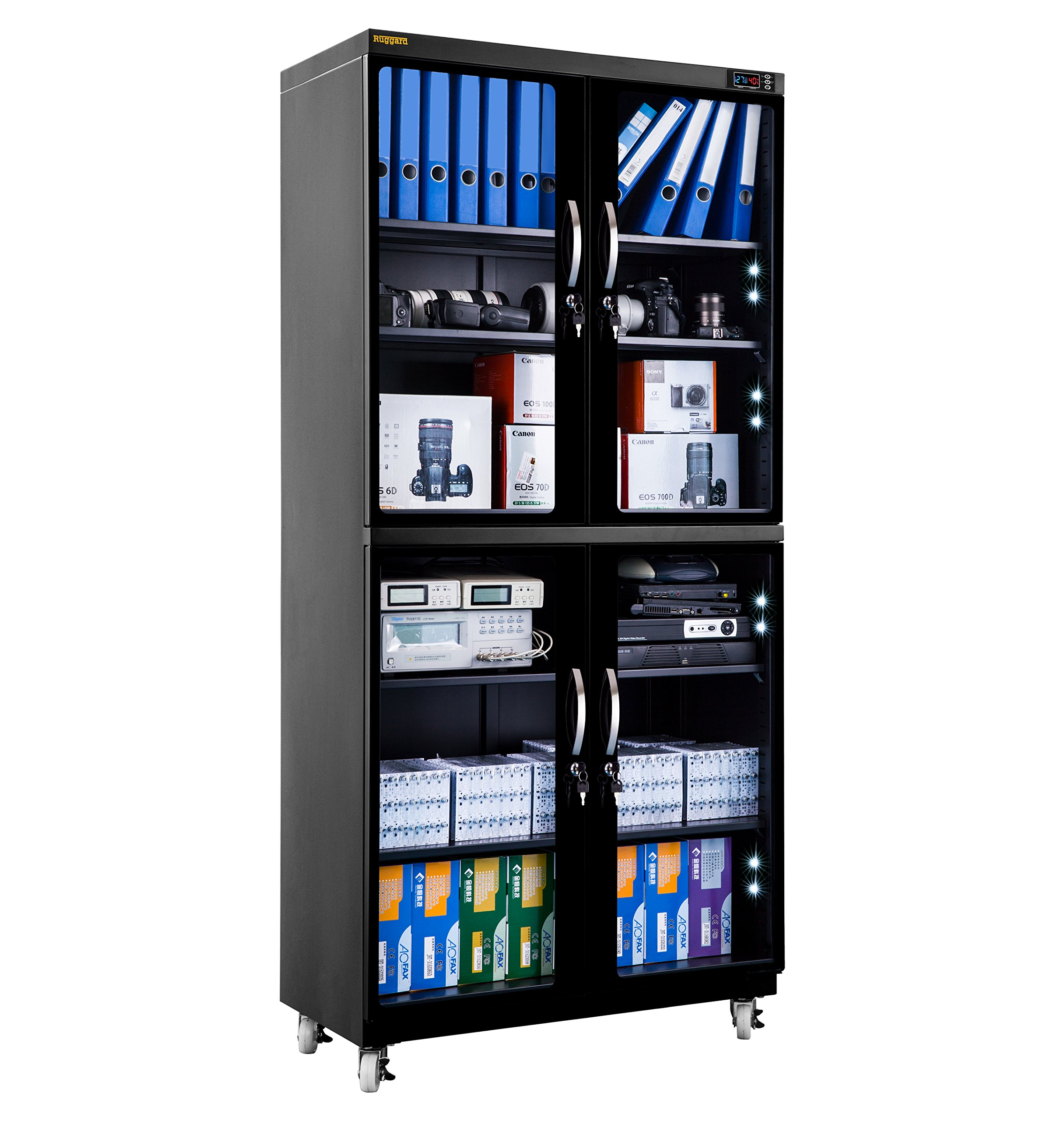 Ruggard Electronic Dry Cabinet (600L) by Ruggard