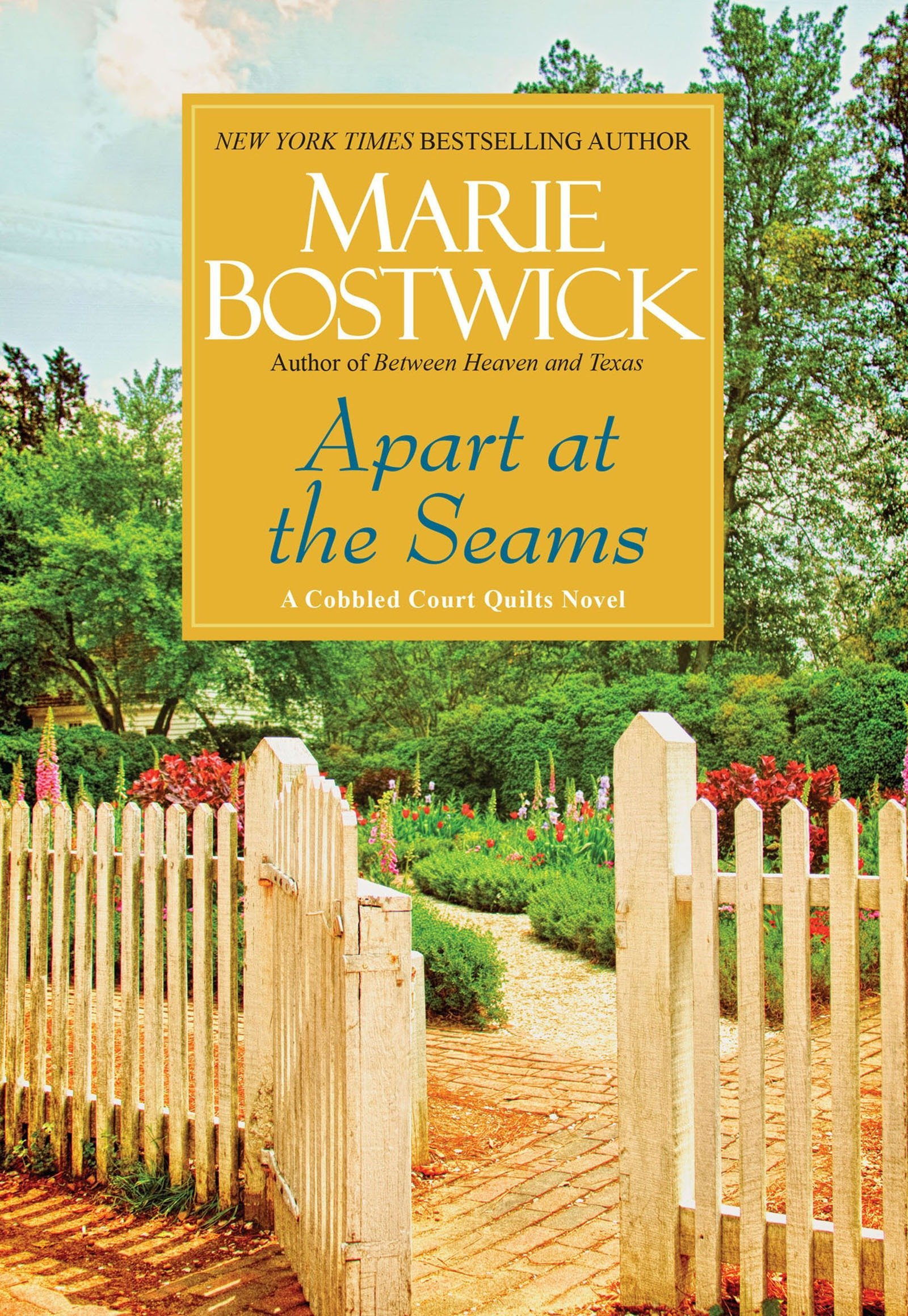 Read Online Apart at the Seams (Cobbled Court Quilts) pdf