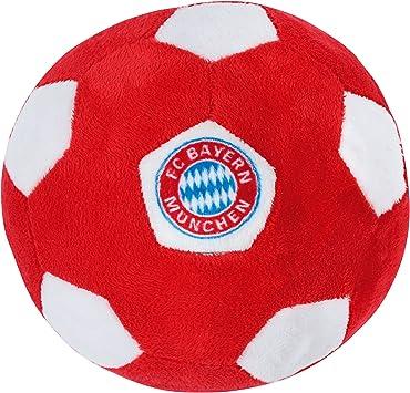 Peluche Balón FC Bayern Múnich + Gratis Pegatinas München Forever ...