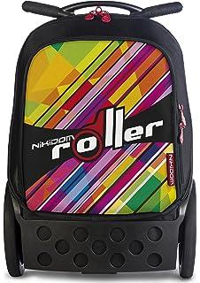 Nikidom Roller XL, Mochila Escolar con Carro