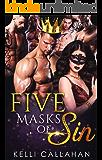 Five Masks of Sin:  Reverse Harem Romance (Haremworld Book 5)