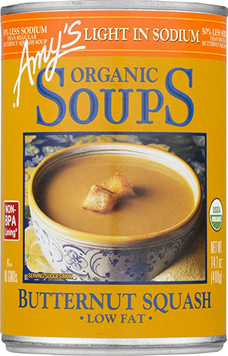 The Best Campbell's Home Style Butternut Squash Bisque