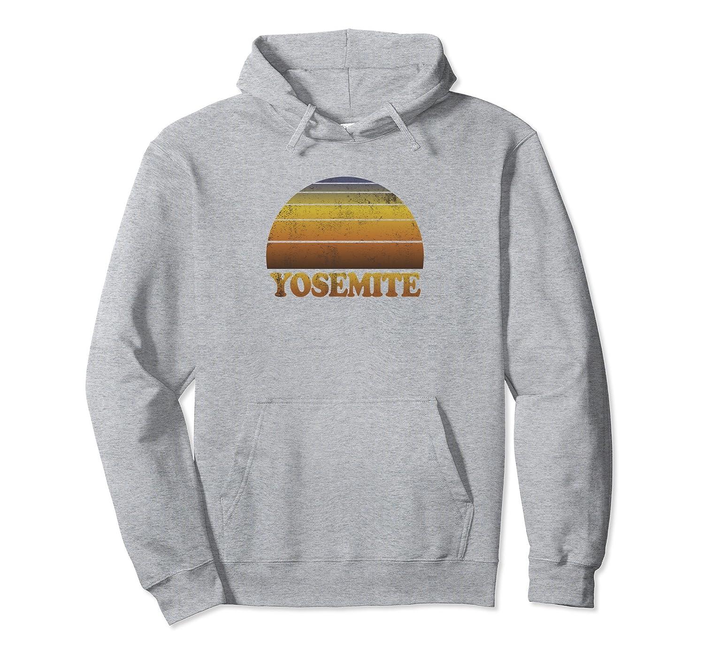 Yosemite Hooded Sweatshirt Clothes Adult Teen Kid California-TH