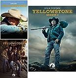 Yellowstone The Complete Series Season 1-3 DVD Box Set