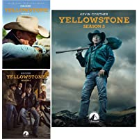 Yellowstone The Complete Seasons 1-3 DVD Box Set
