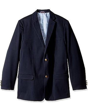 99053267d05f0 Tommy Hilfiger Boys' Classic Blazer Jacket