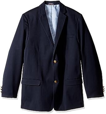 5015dbb2f Amazon.com: Tommy Hilfiger Boys' Classic Blazer Jacket: Clothing