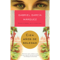 Cien años de soledad (Spanish Edition) book cover