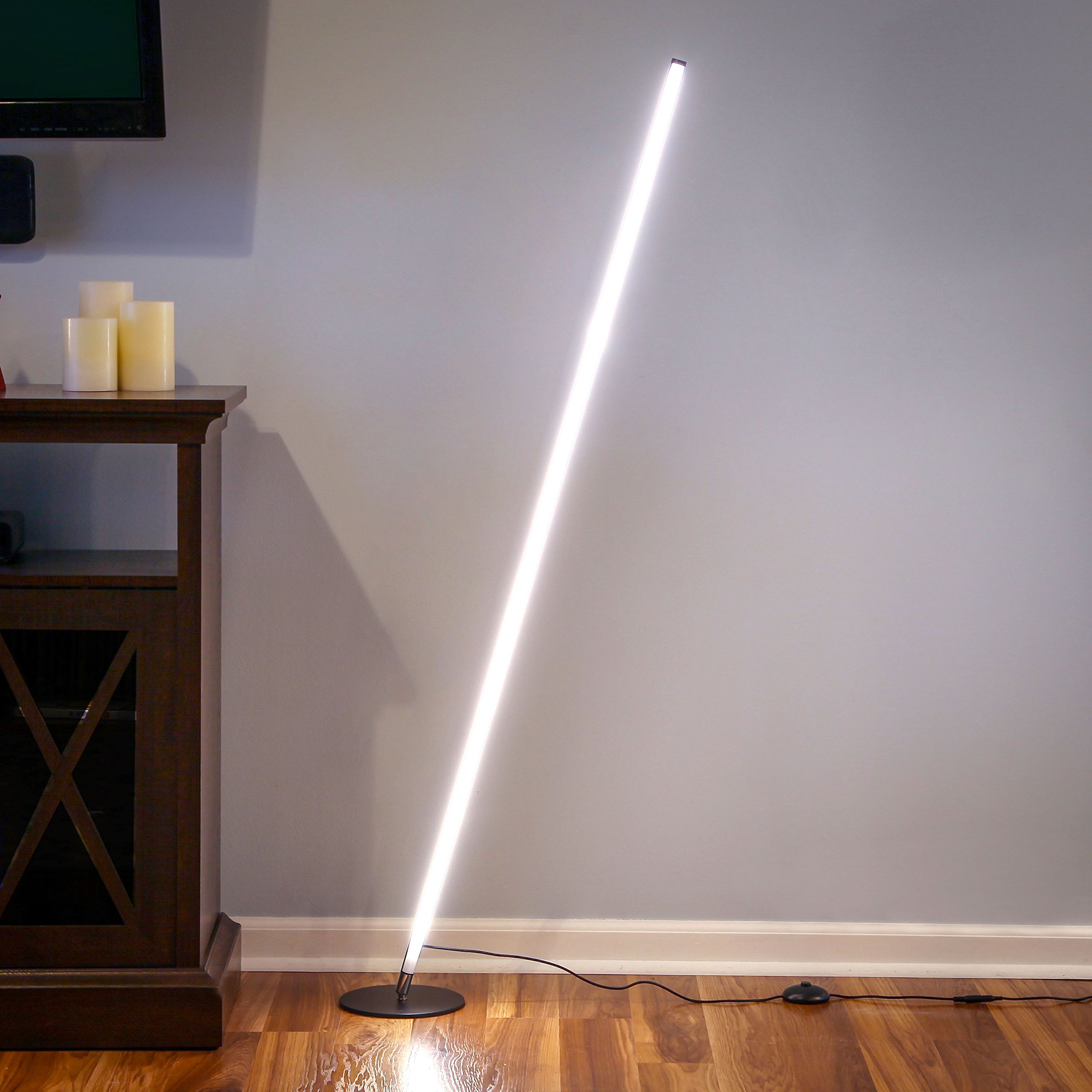 Brightech Tilt Led Floor Lamp For Living Rooms Get
