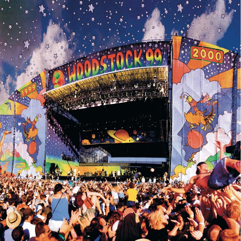 Woodstock '99 by Sony Legacy