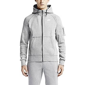 06f3366c3a Nike AW77 Fleece Full-Zip Men s Hoodie 598759-063 XXL Size  Amazon.ca   Sports   Outdoors