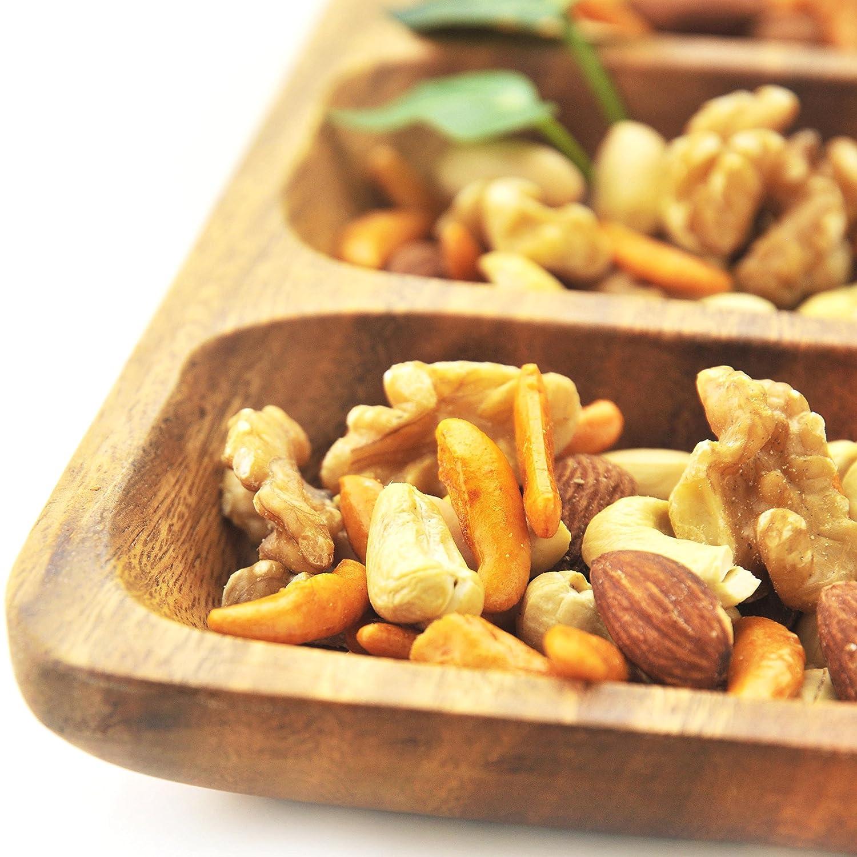 Choi copia de caqui picante y sin sal 500 g de nueces mixtas: Amazon.es: Alimentación y bebidas