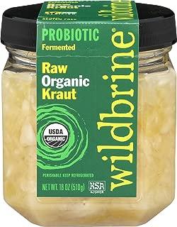 product image for Wildbrine Kraut Raw Green, 18 oz