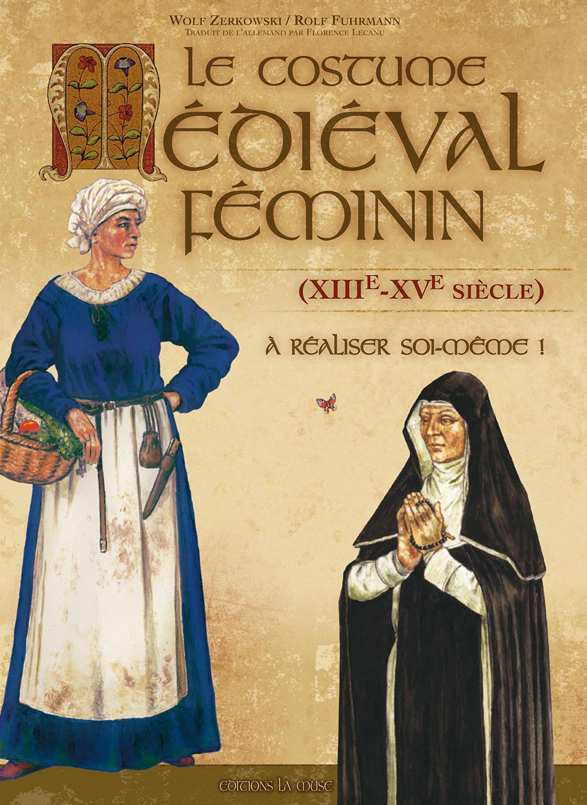 Médiéval Xvè Fémininxiiiè Costume Le SiècleÀ cL3RjA54q