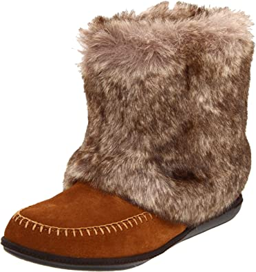 Daniel Green Women's Trista Slipper,Chestnut,8 ...