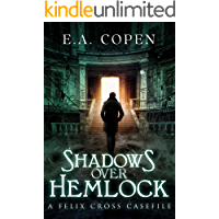 Shadows over Hemlock: A Supernatural Suspense Novel (Felix Cross Book 1) book cover