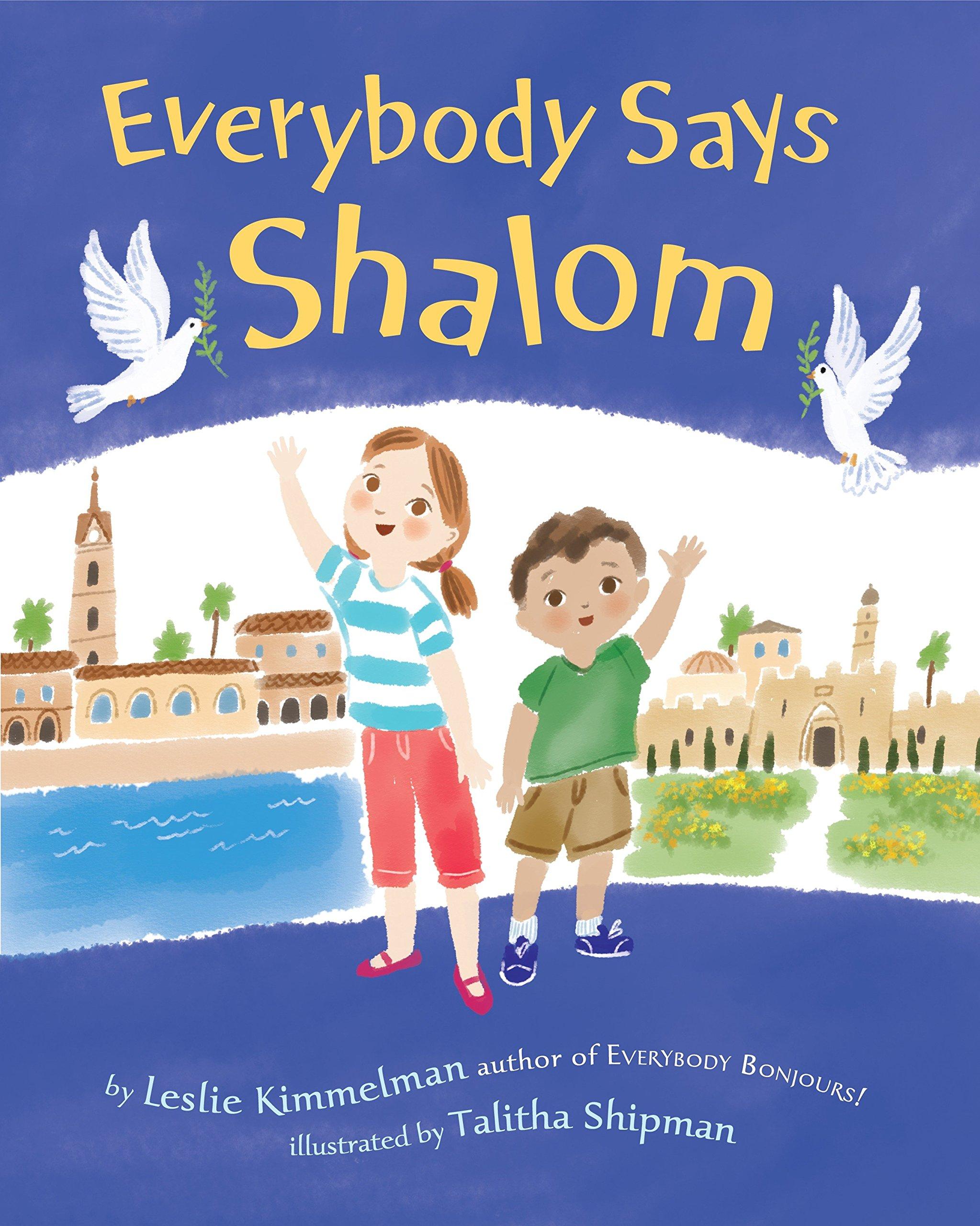 Everybody Says Shalom PDF